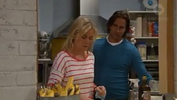 Lauren Turner, Brad Willis in Neighbours Episode 7275