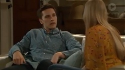 Josh Willis, Amber Turner in Neighbours Episode 7275