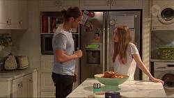 Tyler Brennan, Piper Willis in Neighbours Episode 7276