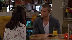 Imogen Willis, Daniel Robinson in Neighbours Episode 7276