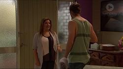 Terese Willis, Tyler Brennan in Neighbours Episode 7276