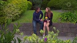 Brad Willis, Piper Willis in Neighbours Episode 7277