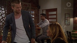 Daniel Robinson, Terese Willis in Neighbours Episode 7277