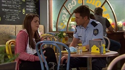 Paige Novak, Mark Brennan in Neighbours Episode 7277
