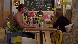 Tyler Brennan, Piper Willis in Neighbours Episode 7277