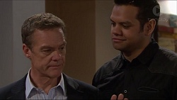Paul Robinson, Nate Kinski in Neighbours Episode 7277