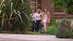 Amy Williams, Steph Scully, Sonya Rebecchi in Neighbours Episode 7278