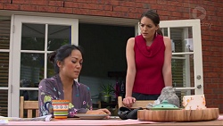 Michelle Kim, Paige Smith in Neighbours Episode 7278