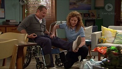 Toadie Rebecchi, Belinda Bell in Neighbours Episode 7278