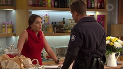 Paige Smith, Mark Brennan in Neighbours Episode 7278