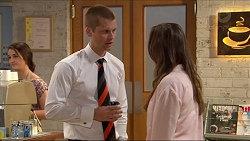 Daniel Robinson, Amy Williams in Neighbours Episode 7278
