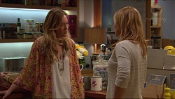 Sonya Rebecchi, Steph Scully in Neighbours Episode 7278