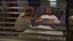 Steph Scully, Toadie Rebecchi in Neighbours Episode 7278