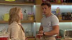 Lauren Turner, Josh Willis in Neighbours Episode 7279