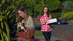 Sonya Rebecchi, Amy Williams in Neighbours Episode 7279