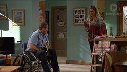 Toadie Rebecchi, Sonya Mitchell in Neighbours Episode 7279