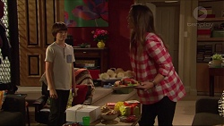 Jimmy Williams, Amy Williams in Neighbours Episode 7279