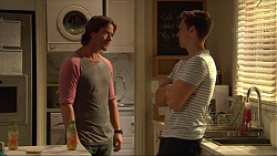 Brad Willis, Josh Willis in Neighbours Episode 7279