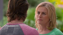 Brad Willis, Lauren Turner in Neighbours Episode 7279