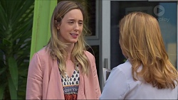 Sonya Rebecchi, Steph Scully in Neighbours Episode 7279