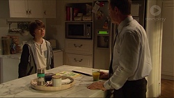 Jimmy Williams, Paul Robinson in Neighbours Episode 7279