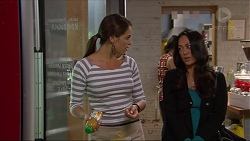 Paige Smith, Michelle Kim in Neighbours Episode 7280