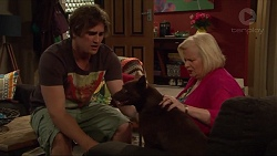 Kyle Canning, Sheila Canning in Neighbours Episode 7280