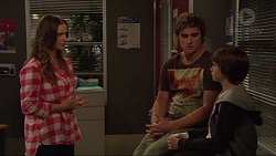 Amy Williams, Kyle Canning, Jimmy Williams in Neighbours Episode 7280