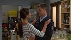 Paige Smith, Mark Brennan in Neighbours Episode 7280