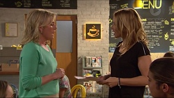 Lauren Turner, Steph Scully in Neighbours Episode 7281