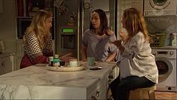 Sonya Mitchell, Imogen Willis, Terese Willis in Neighbours Episode 7281