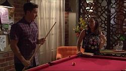 Josh Willis, Imogen Willis in Neighbours Episode 7281
