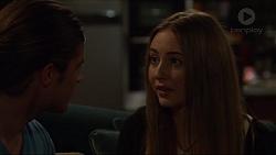Tyler Brennan, Piper Willis in Neighbours Episode 7282