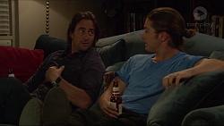 Brad Willis, Tyler Brennan in Neighbours Episode 7282