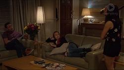 Josh Willis, Piper Willis, Imogen Willis in Neighbours Episode 7282