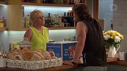 Lauren Turner, Brad Willis in Neighbours Episode 7282