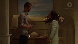 Daniel Robinson, Imogen Willis in Neighbours Episode 7282