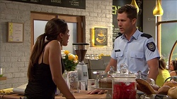 Paige Smith, Mark Brennan in Neighbours Episode 7282