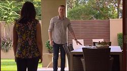 Imogen Willis, Daniel Robinson in Neighbours Episode 7283