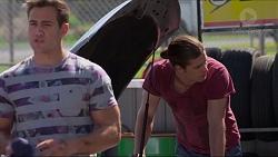 Aaron Brennan, Tyler Brennan in Neighbours Episode 7283