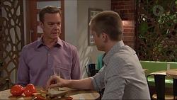 Paul Robinson, Daniel Robinson in Neighbours Episode 7283