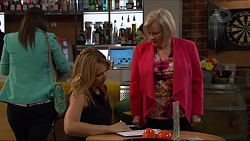 Steph Scully, Sheila Canning in Neighbours Episode 7283