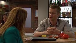 Terese Willis, Daniel Robinson in Neighbours Episode 7283