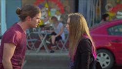 Tyler Brennan, Piper Willis in Neighbours Episode 7283