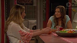 Sonya Mitchell, Amy Williams in Neighbours Episode 7284