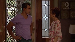 Aaron Brennan, Susan Kennedy in Neighbours Episode 7284