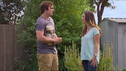 Kyle Canning, Amy Williams in Neighbours Episode 7284