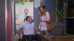 Toadie Rebecchi, Sonya Mitchell in Neighbours Episode 7285