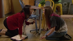 Imogen Willis, Piper Willis in Neighbours Episode 7285