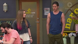 Piper Willis, Tyler Brennan in Neighbours Episode 7285